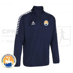 Select Argentina Zip Jacket, navy - Cph Beach Soccer Club