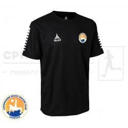 Select Italy Player Shirt, black - Cph Beach Soccer Club