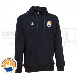 Select Torino Hoodie, navy - Cph Beach Soccer Club