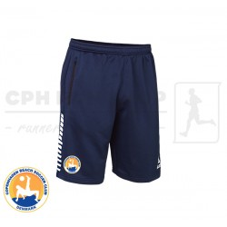 Select Brazil Bermuda Shorts, navy - Cph Beach Soccer Club