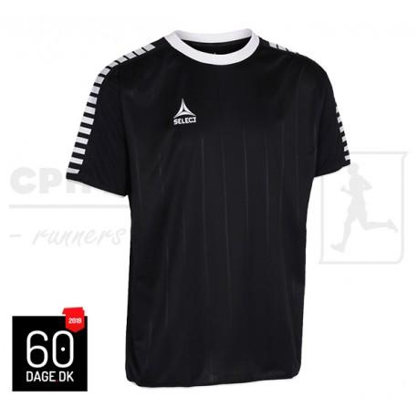 Player Shirt SS Argentina Black - 60dage