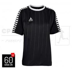 Player Shirt SS Argentina Women Black - 60dage