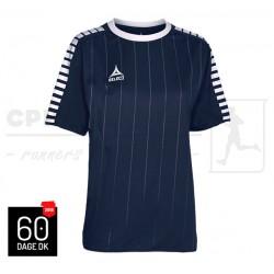 Player Shirt SS Argentina Women Navy - 60dage