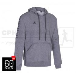 Hoodie Torino Grey Melange - 60dage