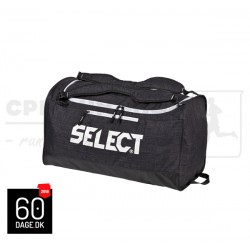 Sportsbag Lazio Medium Black - 60dage