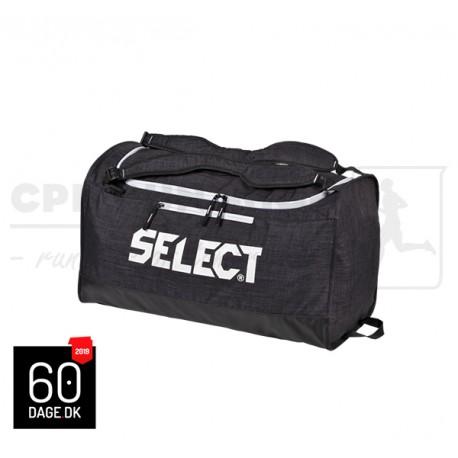 Sportsbag Lazio Medium Black - 60dage