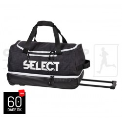 Travelbag Lazio w/ Wheels Black - 60dage