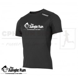 Fusion C3 T-shirt Men, sort - The Jungle Run