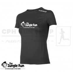 Fusion C3 T-shirt Women, sort - The Jungle Run