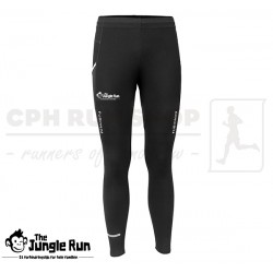 Fusion C3 Long Tight, sort - The Jungle Run