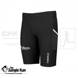 Fusion C3+ Short Tight, sort - The Jungle Run