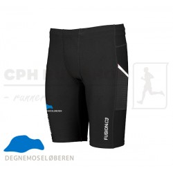 Fusion C3+ Short Tight, black - DegnemoseLøberen