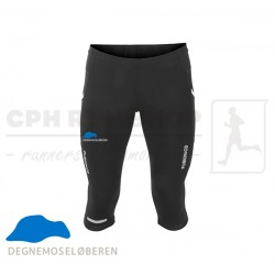 Fusion C3 3/4 Tight, black - DegnemoseLøberen