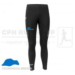 Fusion C3 Long Tight, black - DegnemoseLøberen