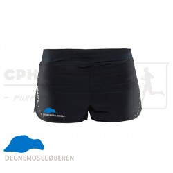 "Craft Essential 2"" Shorts Women, black - DegnemoseLøberen"