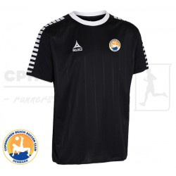 Select Argentina Player Shirt, black - Cph Beach Soccer Club
