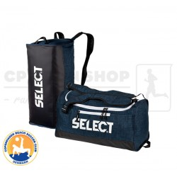 Select Lazio Sportstaske Small, navy - Cph Beach Soccer Club