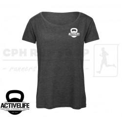 B&C Triblend T-shirt, Women - Activelife.dk