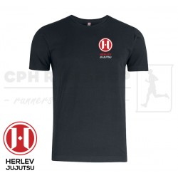 Clique Premium Fashion-T, Men - Herlev Ju-Jutsu