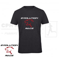 B&C Triblend T-shirt, Men - Evolution Race