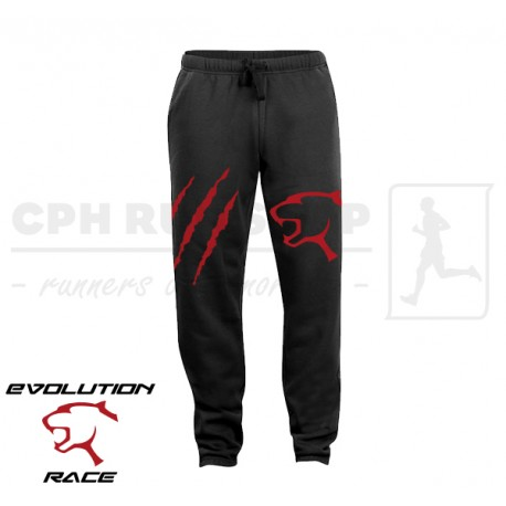 Clique Basic Sweatpants, black - Evolution Race
