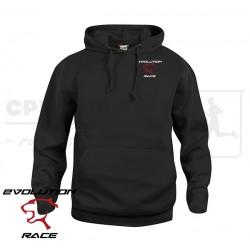 Clique Basic Hoody, Unisex - Evolution Race