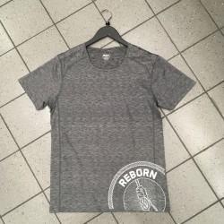 T-shirt Herre - Grå - Reborn