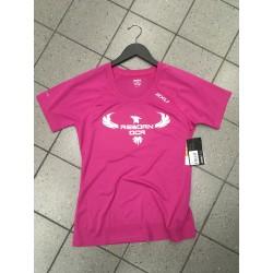 T-shirt Dame - Pink - Reborn