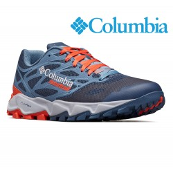 Columbia Trans Alps FKT. II -Zinc, red / quart