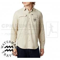 Columbia Silver Ridge 2.0 Long Sleeve Shirt fossil, Men - Waterman Travel