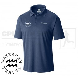 Columbia Zero Rules Polo Shirt carbon, Men - Waterman Travel