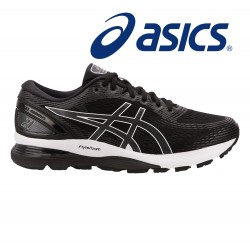 Asics Gel-Nimbus 21 Men black/drak grey