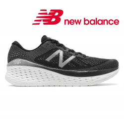 New Balance Running FF Mor black/white