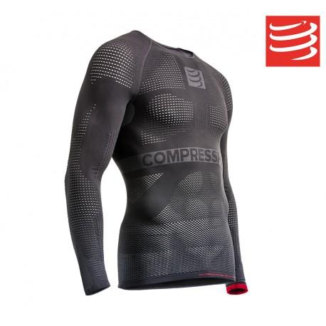 Compressport Multisport Shirt On/Off Long sleeve