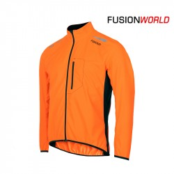 Fusion S1 Jakke Men Orange