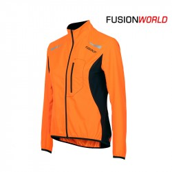 Fusion S1 Jakke Women Orange