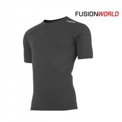 Fusion C3 Merino T-shirt Men, black