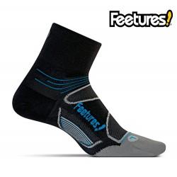 Feetures Elite iWick Ultra Light Quarter, black/brilliant