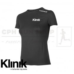 Fusion C3 T-shirt Women, sort - Klinik
