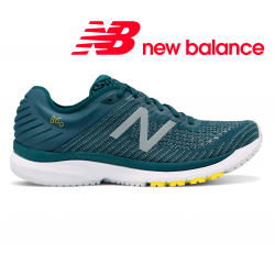 New Balance Running 860v9 Blue/Sulphur Yellow