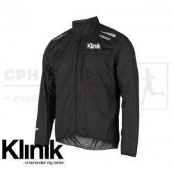 Fusion S1 Run Jacket Men, black - Klinik