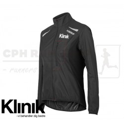 Fusion S1 Run Jacket Women, black - Klinik