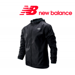 New Balance Velocity Jacket Men black