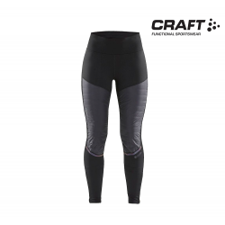 Craft Subz Padded Tights Woman, black