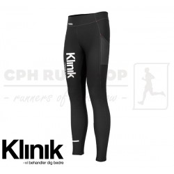 Fusion C3+ Long Traning Tight Women, black - Klinik