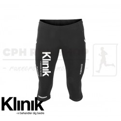 Fusion C3 3/4 Tight, black - Klinik