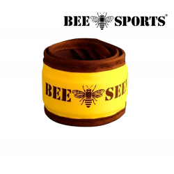 "Bee Sport ""Click"" Led Safety Band, Yellon"