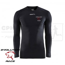 Craft Pro Control Compression Long Sleeve, Unisex - Evolution Race
