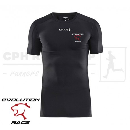 Craft Pro Control Compression Tee, Unisex - Evolution Race