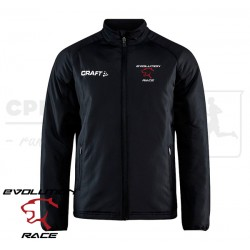 Craft Jacket Warm, Men - Evolution Race